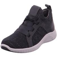 Schuhe Damen Sneaker Low Sneaker Woms Lace-up BLACK