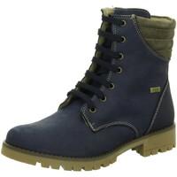 Schuhe Mädchen Boots Micio Schnuerstiefel Schnürboot 3285 luna blu/visione blau