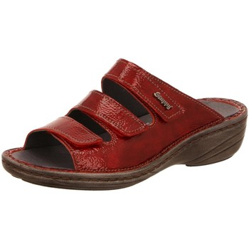Schuhe Damen Sandalen / Sandaletten Stuppy Pantoletten Berklett 1830-003-013 rot