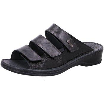 Schuhe Damen Sandalen / Sandaletten Stuppy Pantoletten 830-003-503 schwarz