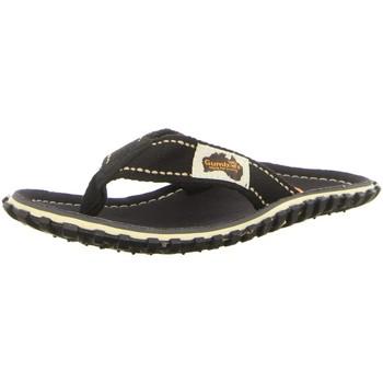 Schuhe Damen Zehensandalen Gumbies Pantoletten  Australian Shoes 2215 black 2215 schwarz