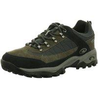 Schuhe Herren Fitness / Training Brütting Sportschuhe Santana 210026 oliv