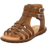 Schuhe Mädchen Sandalen / Sandaletten Sabalin Schuhe 53.2993.526 braun