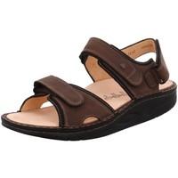 Schuhe Damen Sandalen / Sandaletten Finn Comfort Sandaletten Yuma 01561901772 braun