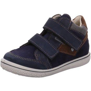 Schuhe Jungen Sneaker Low Ricosta Klettschuhe KIMO 2531000/170 blau