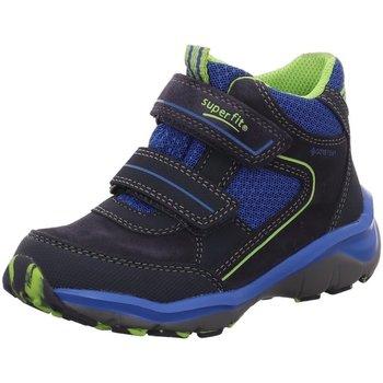 Schuhe Jungen Schneestiefel Legero Klettstiefel 8-09239-80 blau
