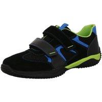 Schuhe Jungen Sneaker Low Superfit Klettschuhe schuhe SK \ STORM schwarz