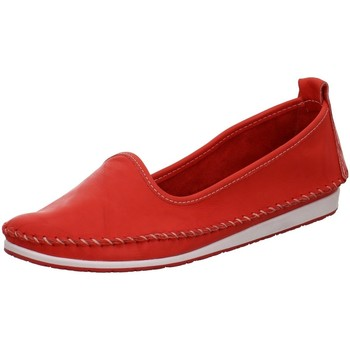 Schuhe Damen Slip on Andrea Conti Slipper 0027449-021 rot