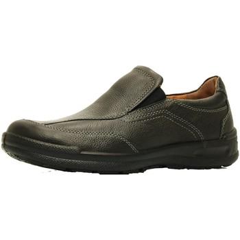 Schuhe Herren Slipper Jomos Slipper 419208-37-000 schwarz