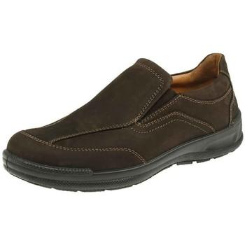 Schuhe Herren Slip on Jomos Slipper 419208-12-343 braun