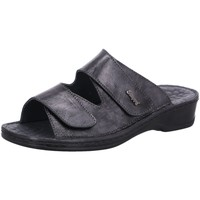 Schuhe Damen Sandalen / Sandaletten Stuppy Pantoletten 520 003 016 silber