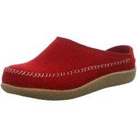 Schuhe Damen Hausschuhe Haflinger 718001 42 rot