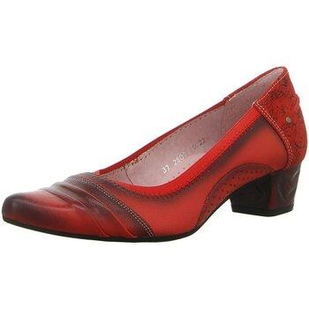 Schuhe Damen Pumps Maciejka 02807-18/00-5 rot