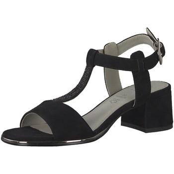 Schuhe Damen Sandalen / Sandaletten Jana Sandaletten Woms Sandals 8-8-28241-22/001 schwarz