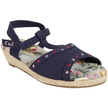 Schuhe Mädchen Sandalen / Sandaletten Flower Girl 221223-B4600 Rosa