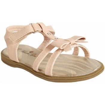 Schuhe Mädchen Sandalen / Sandaletten Flower Girl 221300-B2040 Beige