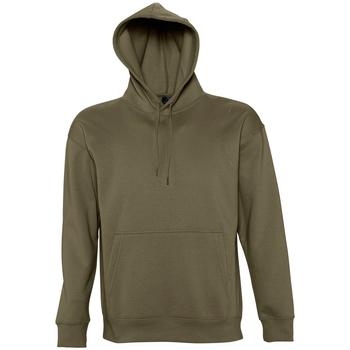 Kleidung Sweatshirts Sols SLAM SPORT Verde