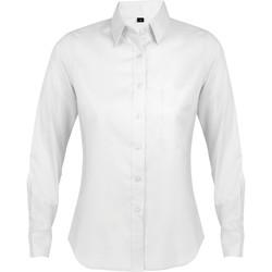 Kleidung Damen Hemden Sols BUSINESS WOMEN Blanco