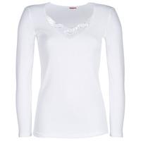 Unterwäsche Damen Unterhemden Damart CLASSIC GRADE 3 Weiss