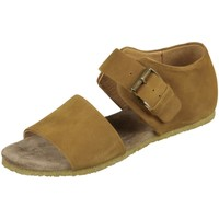 Schuhe Damen Sandalen / Sandaletten Ca Shott Sandaletten 19062-602 cognac Malboro 19062-602 braun