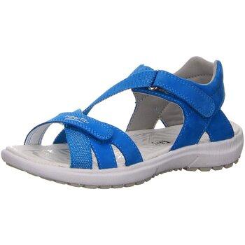 Schuhe Mädchen Sandalen / Sandaletten Legero Schuhe 09203-80 blau