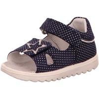 Schuhe Mädchen Sandalen / Sandaletten Legero Maedchen 09016-80 blau