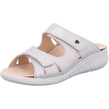 Schuhe Damen Sandalen / Sandaletten Finn Comfort Pantoletten Palau 03350-641297 weiß
