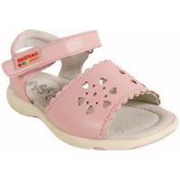 Schuhe Mädchen Sandalen / Sandaletten Happy Bee B115095-B2579 Rosa