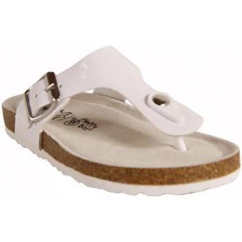 Schuhe Kinder Sandalen / Sandaletten Happy Bee B604951-B2656 Blanco