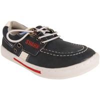 Schuhe Jungen Bootsschuhe New Teen 246472-B4600 Azul