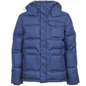 Kleidung Herren Daunenjacken Wrangler THE GUARD Blau