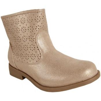 Schuhe Mädchen Low Boots Flower Girl 221362-B4020 Beige