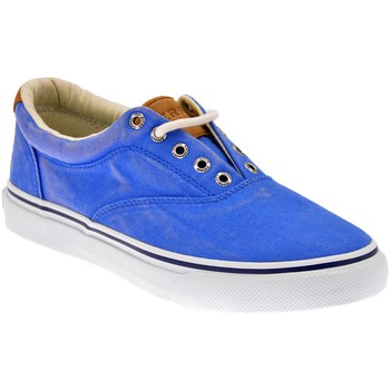 Schuhe Herren Sneaker Low Sperry Top-Sider Striper CVO Wash turnschuhe