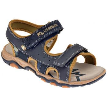 Schuhe Jungen Sandalen / Sandaletten Lumberjack Levi 30/35 Velcro sandale