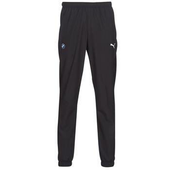 Kleidung Herren Jogginghosen Puma BMW MMS WOVEN PANTS Schwarz