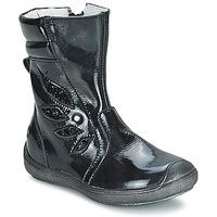 Schuhe Mädchen Klassische Stiefel GBB LIVIANA Schwarz