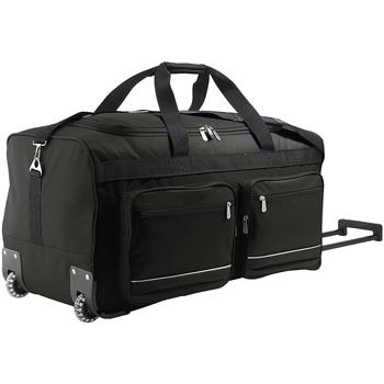 Taschen flexibler Koffer Sols VOYAGER BIG TRAVEL Negro