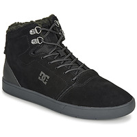 Schuhe Herren Sneaker High DC Shoes CRISIS HIGH WNT Schwarz / Grau