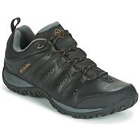 Schuhe Herren Multisportschuhe Columbia WOODBURN II WATERPROOF Schwarz