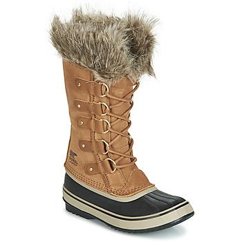 Schuhe Damen Schneestiefel Sorel JOAN OF ARCTIC Camel