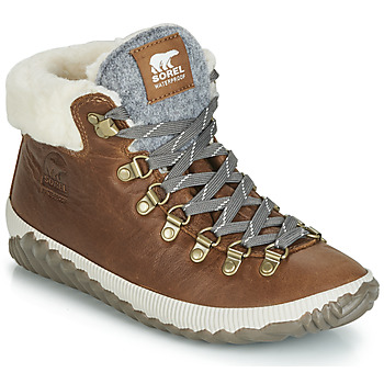 Schuhe Damen Boots Sorel OUT N ABOUT PLUS CONQUEST Braun