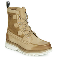 Schuhe Herren Boots Sorel ATLIS CARIBOU WATERPROOF Camel