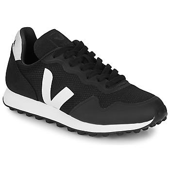 Schuhe Damen Sneaker Low Veja SDU RT Schwarz