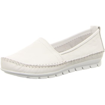 Schuhe Damen Slipper Gemini Slipper 3122-01-001 weiß