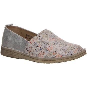 Schuhe Damen Slipper Josef Seibel Slipper 71833760/001 grau