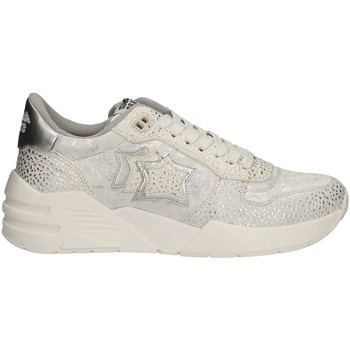 Schuhe Damen Sneaker Low Atlantic Stars VENUS-BAR-SN12 SILVER