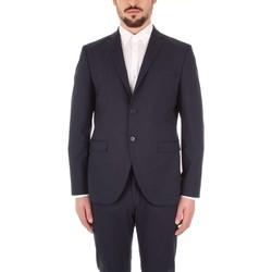 Kleidung Herren Jacken / Blazers Selected 16051230 blau