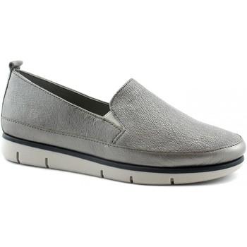 Schuhe Damen Slipper Grunland GRU-E19-SC4536-CF Grigio