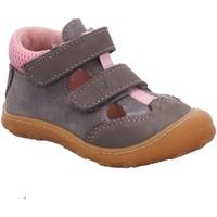 Schuhe Mädchen Babyschuhe Ricosta Klettschuhe Ebi 69 1221400/454 grau