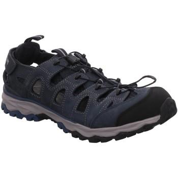 Schuhe Herren Sportliche Sandalen Meindl Sportschuhe 4618-49 blau
